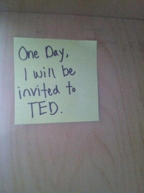 TED Invitation
