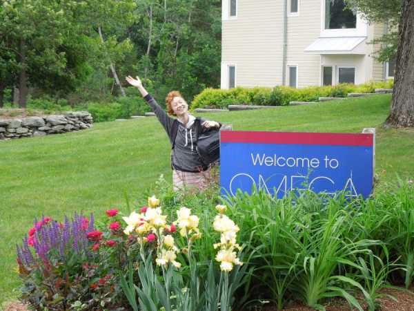 Omega Institute Welcome